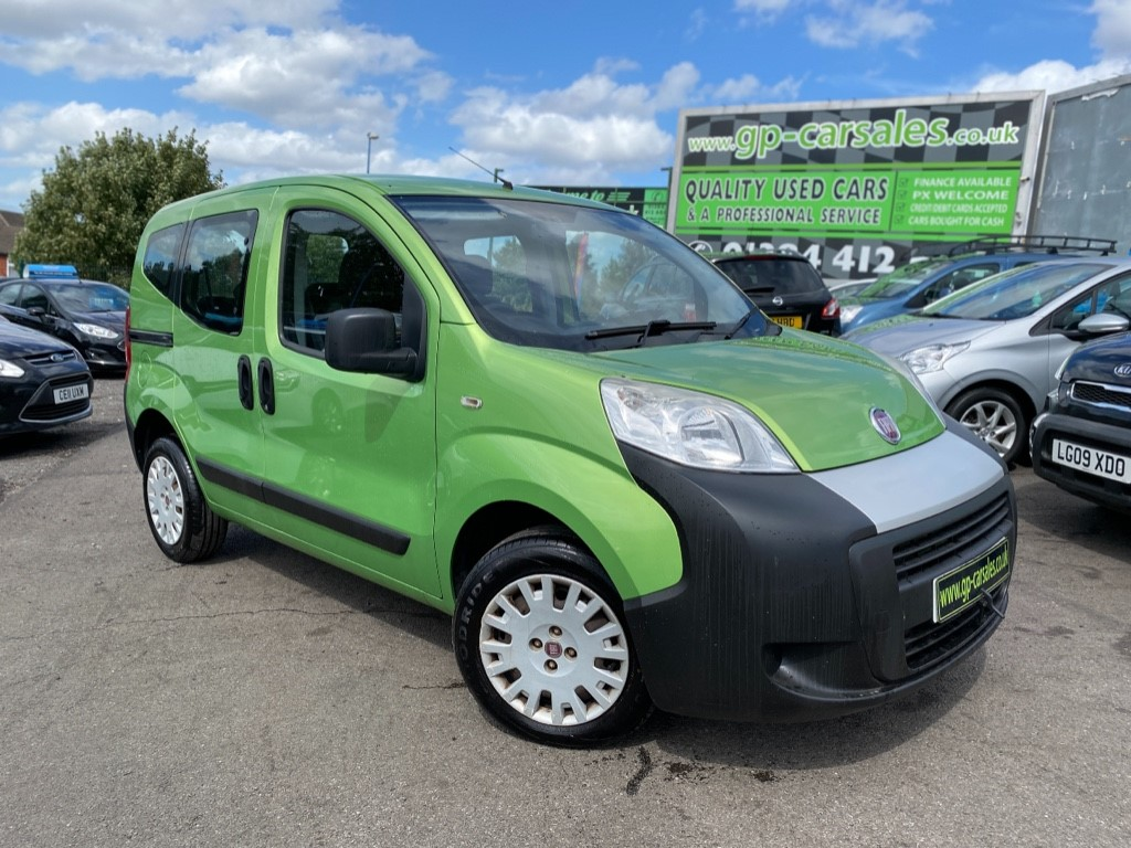 used Fiat Qubo ACTIVE in west-midlands