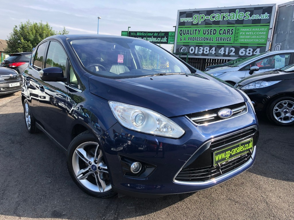 used Ford C-Max TITANIUM X TDCI in west-midlands