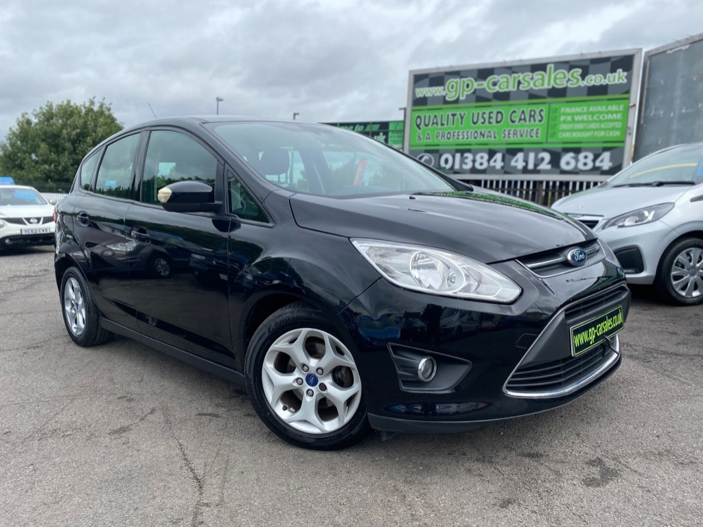 used Ford C-Max ZETEC TDCI in west-midlands