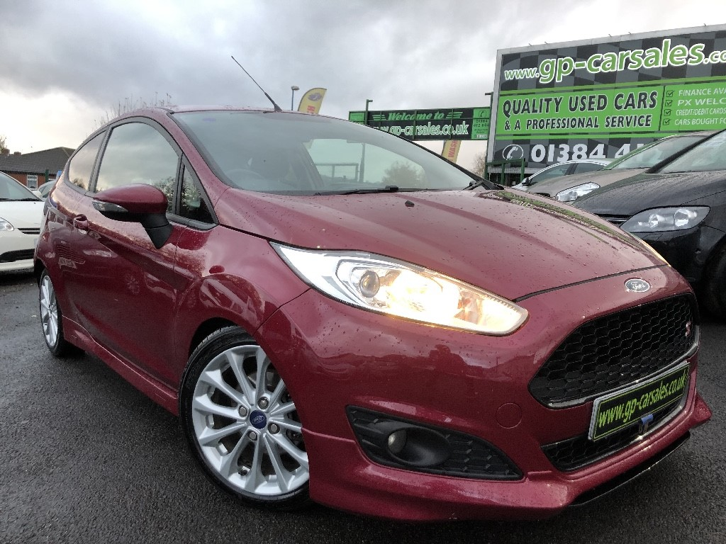 used Ford Fiesta ZETEC S TDCI in west-midlands