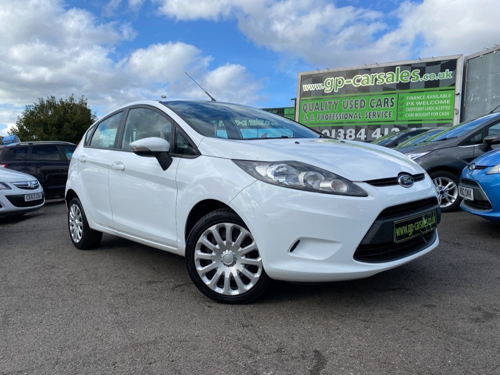 used Ford Fiesta EDGE in west-midlands