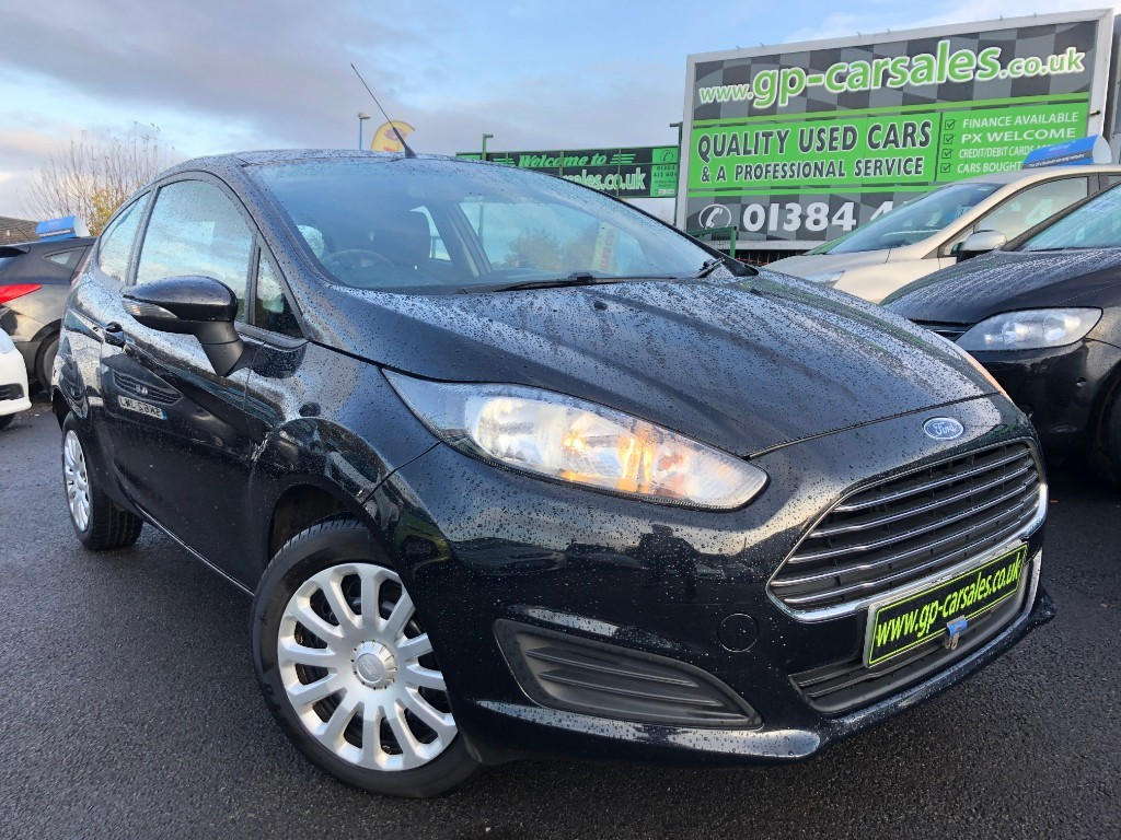 used Ford Fiesta STYLE TDCI in west-midlands