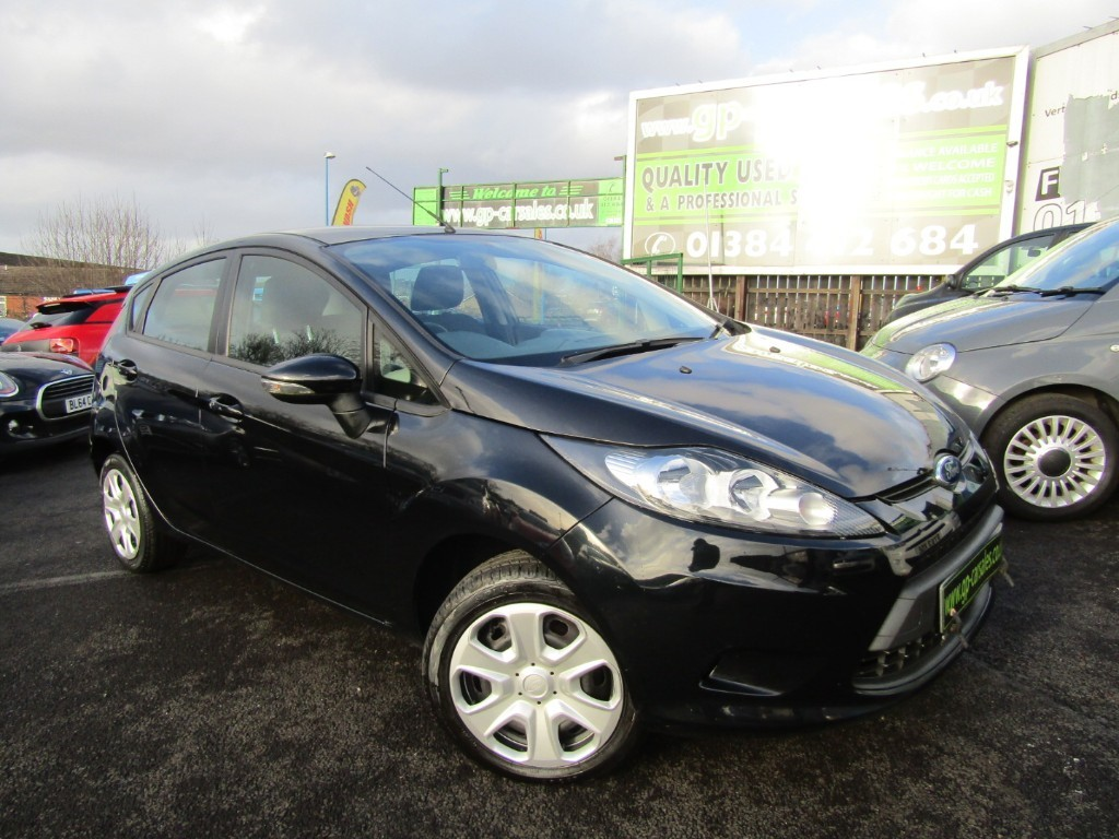 used Ford Fiesta EDGE TDCI in west-midlands