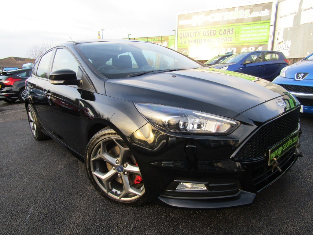 used Ford Focus ST-3 TDCI in west-midlands