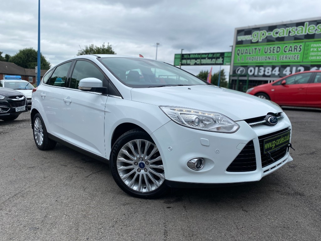 used Ford Focus TITANIUM X TDCI in west-midlands