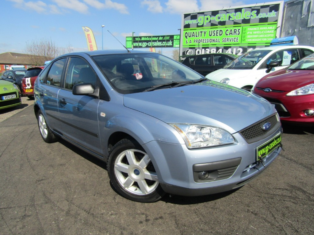 used Ford Focus SPORT in west-midlands