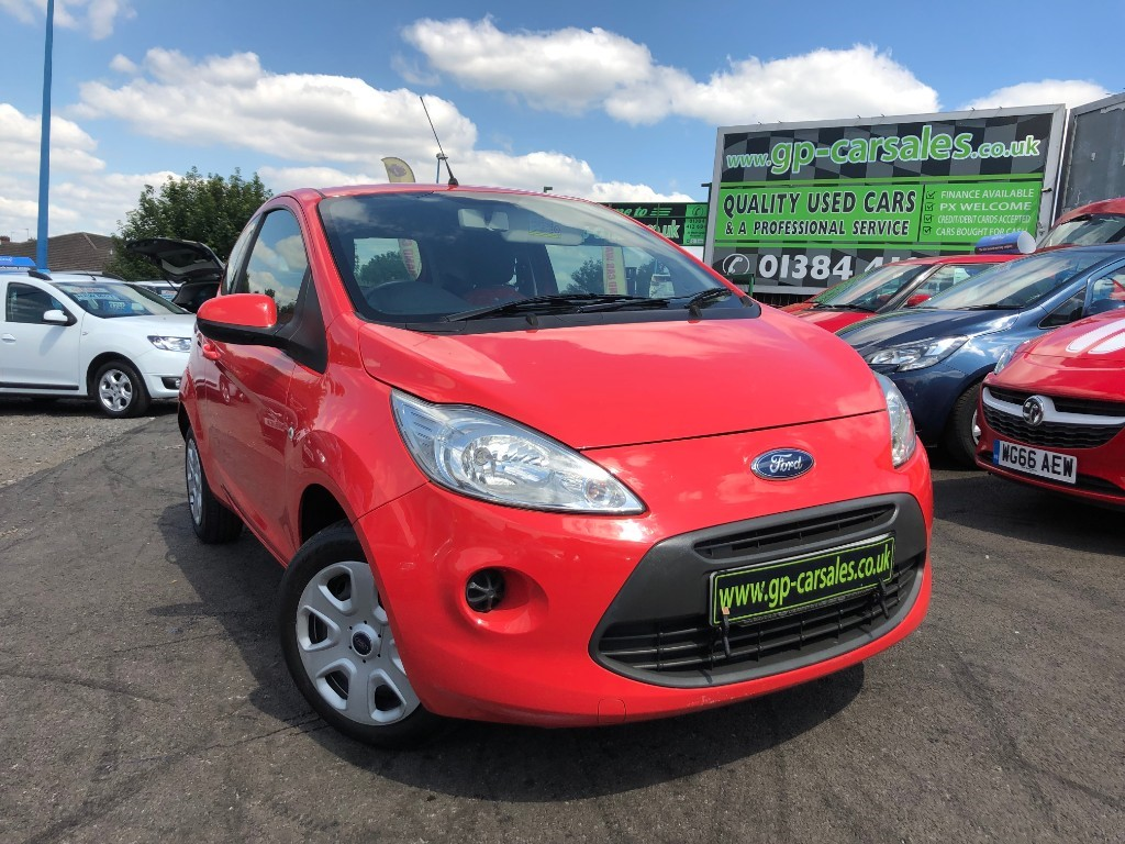 used Ford KA STYLE in west-midlands