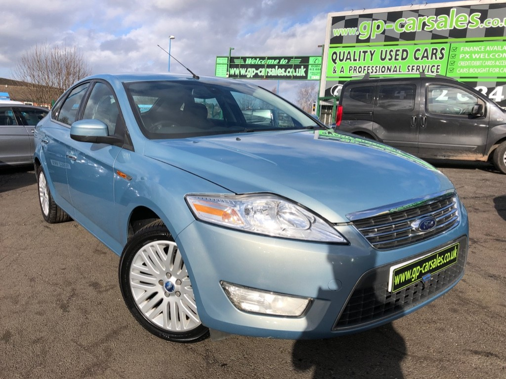 used Ford Mondeo GHIA TDCI 140 in west-midlands