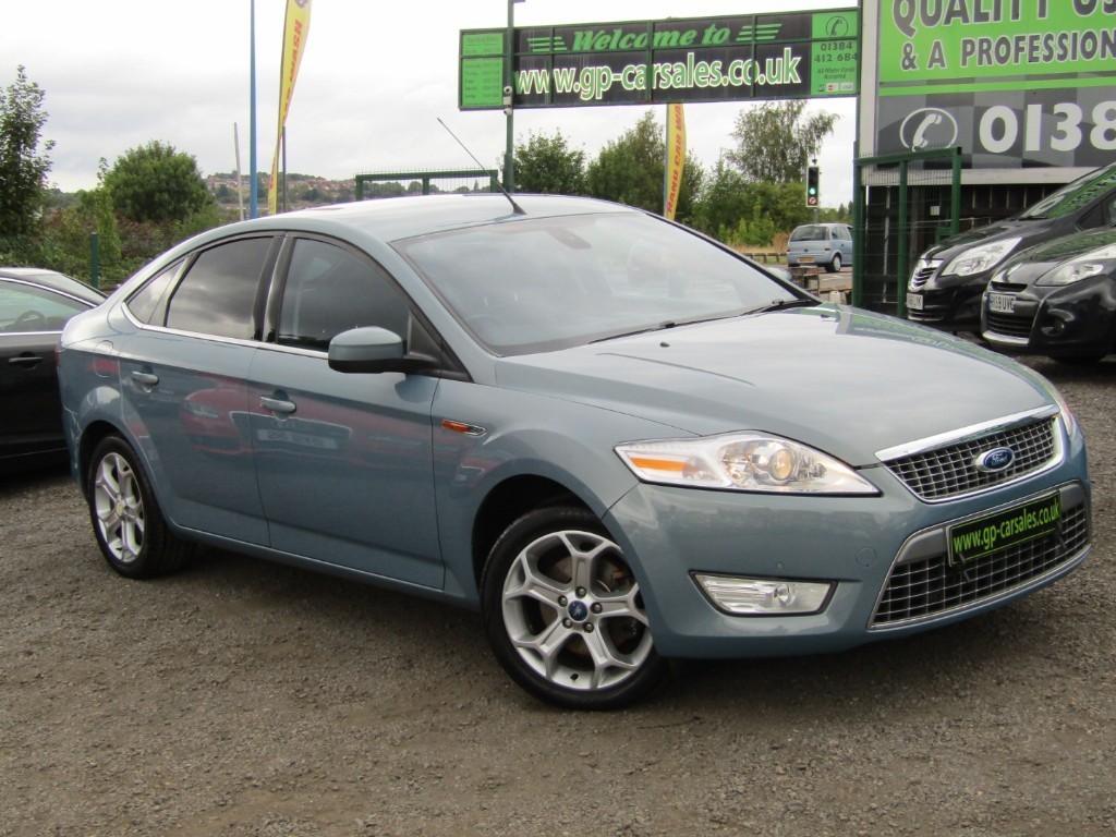 used Ford Mondeo TITANIUM X TDCI in west-midlands