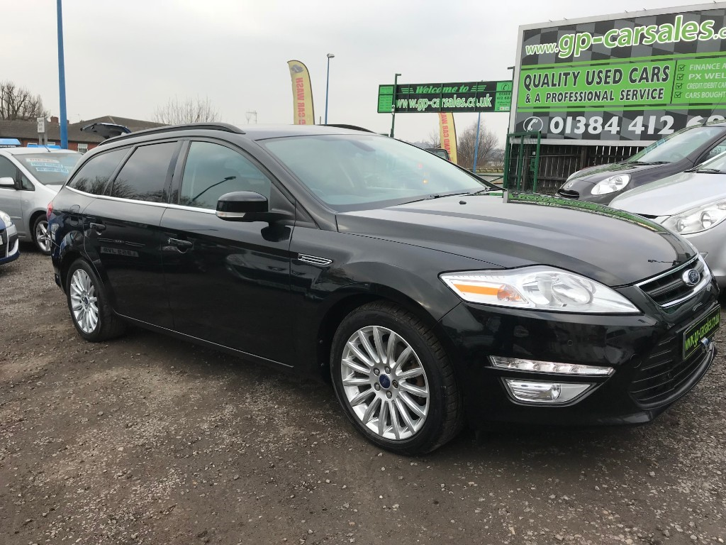used Ford Mondeo ZETEC BUSINESS EDITION TDCI in west-midlands