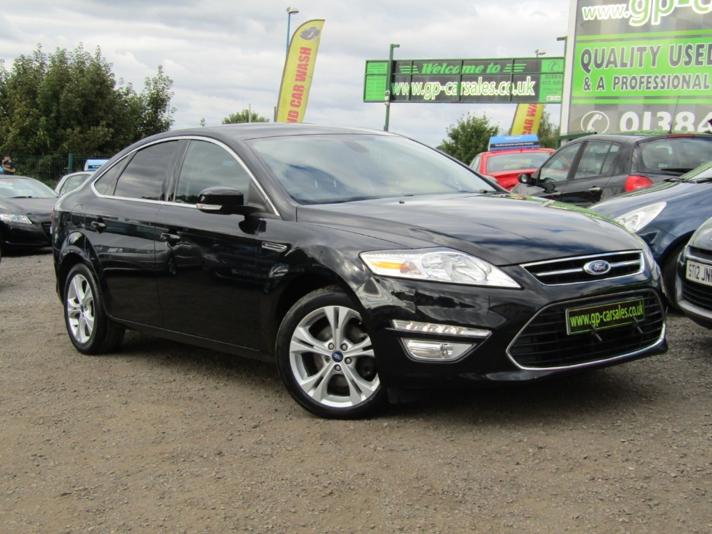 used Ford Mondeo TITANIUM TDCI in west-midlands