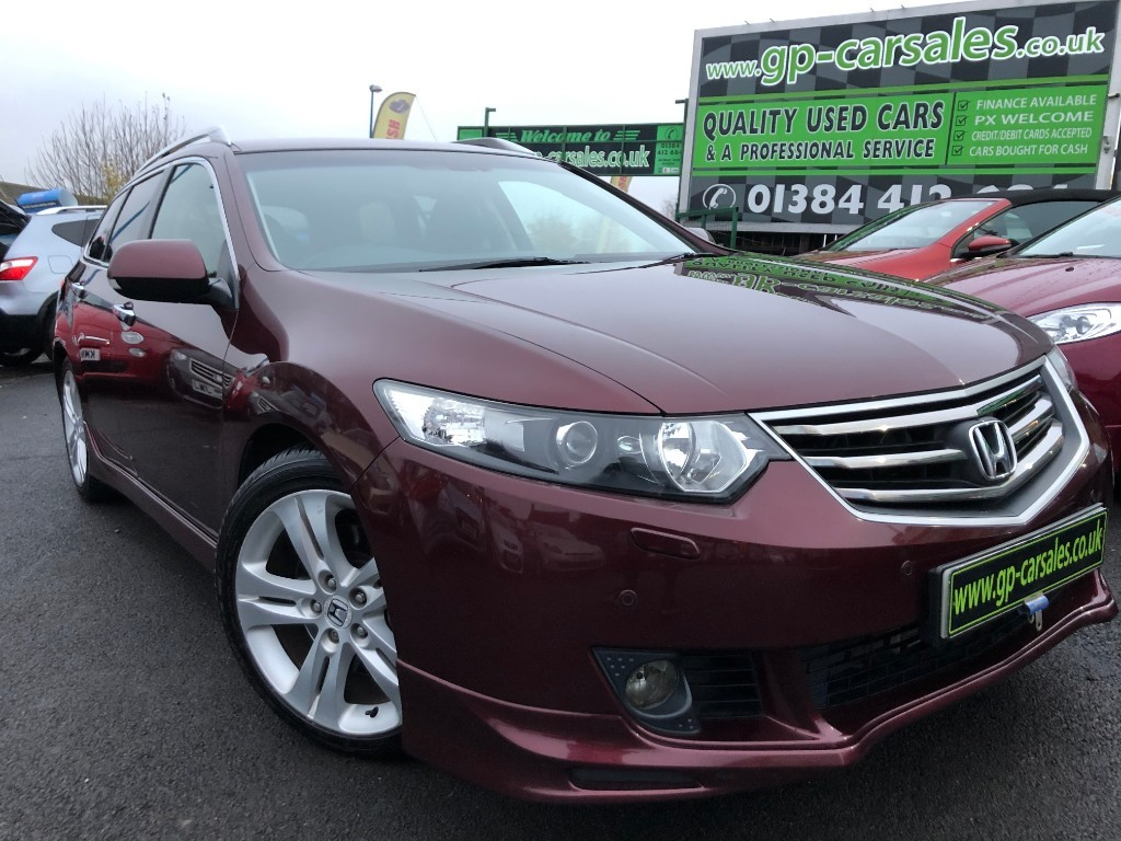 used Honda Accord I-DTEC TYPE S in west-midlands