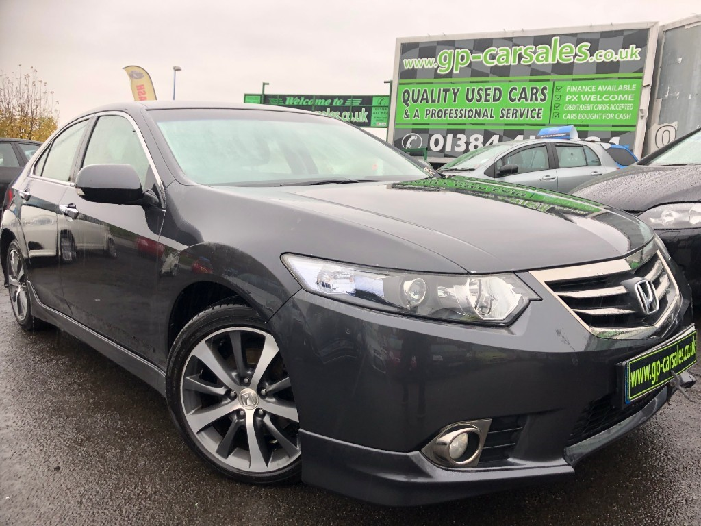 used Honda Accord I-DTEC ES GT in west-midlands