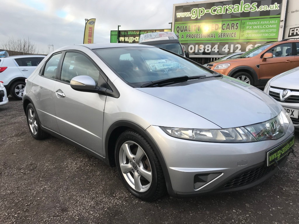 used Honda Civic CTDI SE in west-midlands
