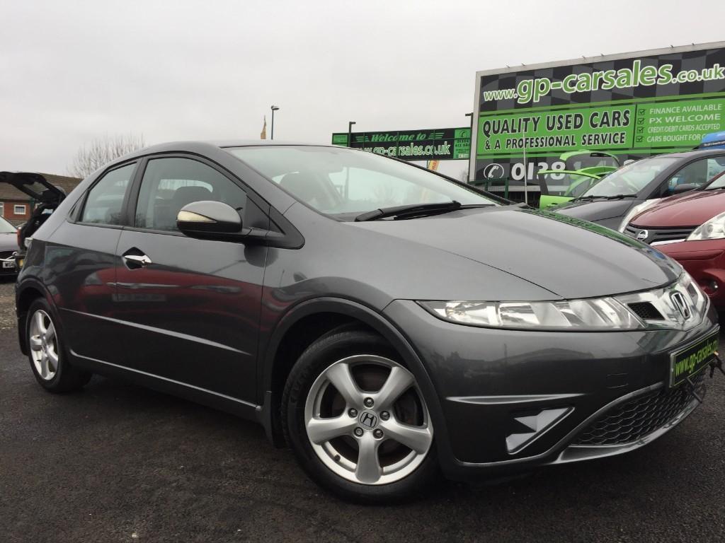 used Honda Civic I-VTEC SE in west-midlands