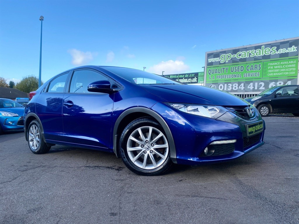 used Honda Civic ES in west-midlands