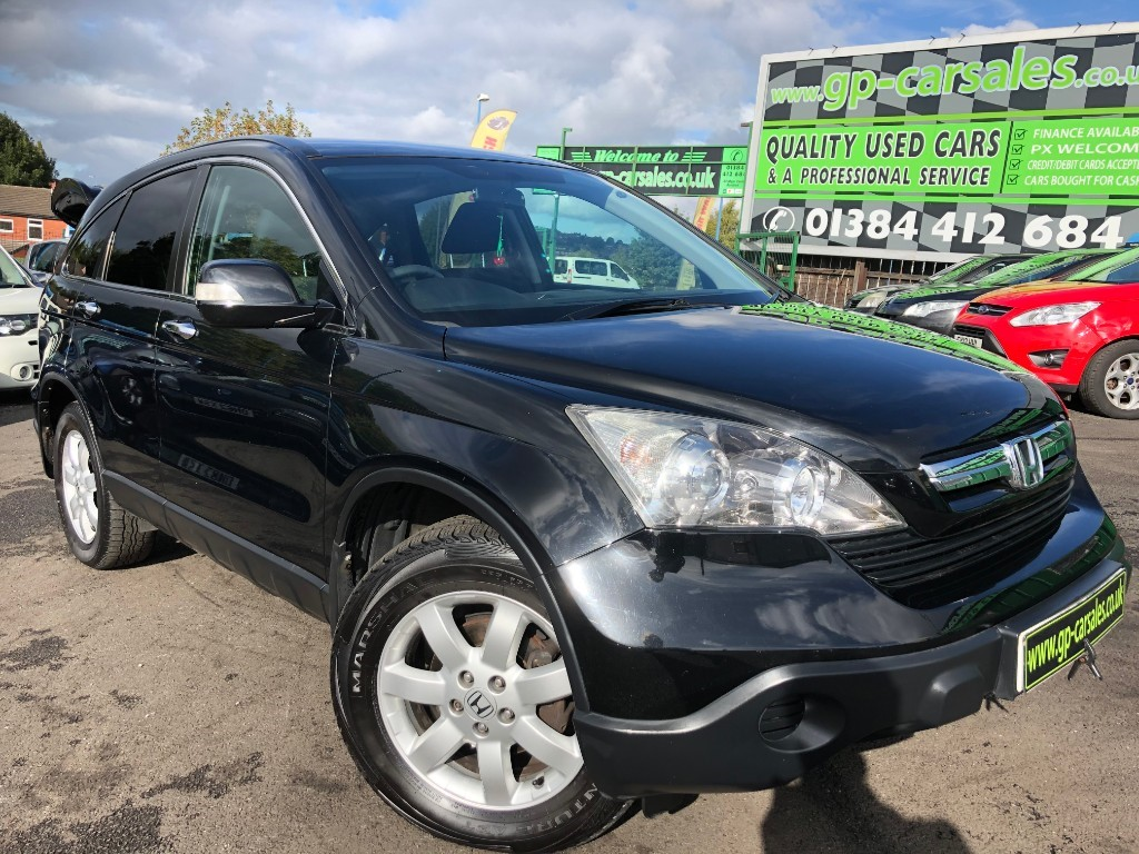 used Honda CR-V I-CTDI SE PLUS in west-midlands