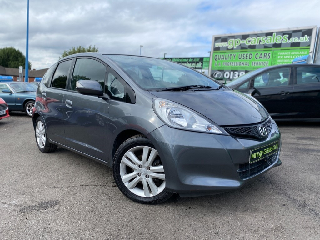 used Honda Jazz I-VTEC ES PLUS in west-midlands
