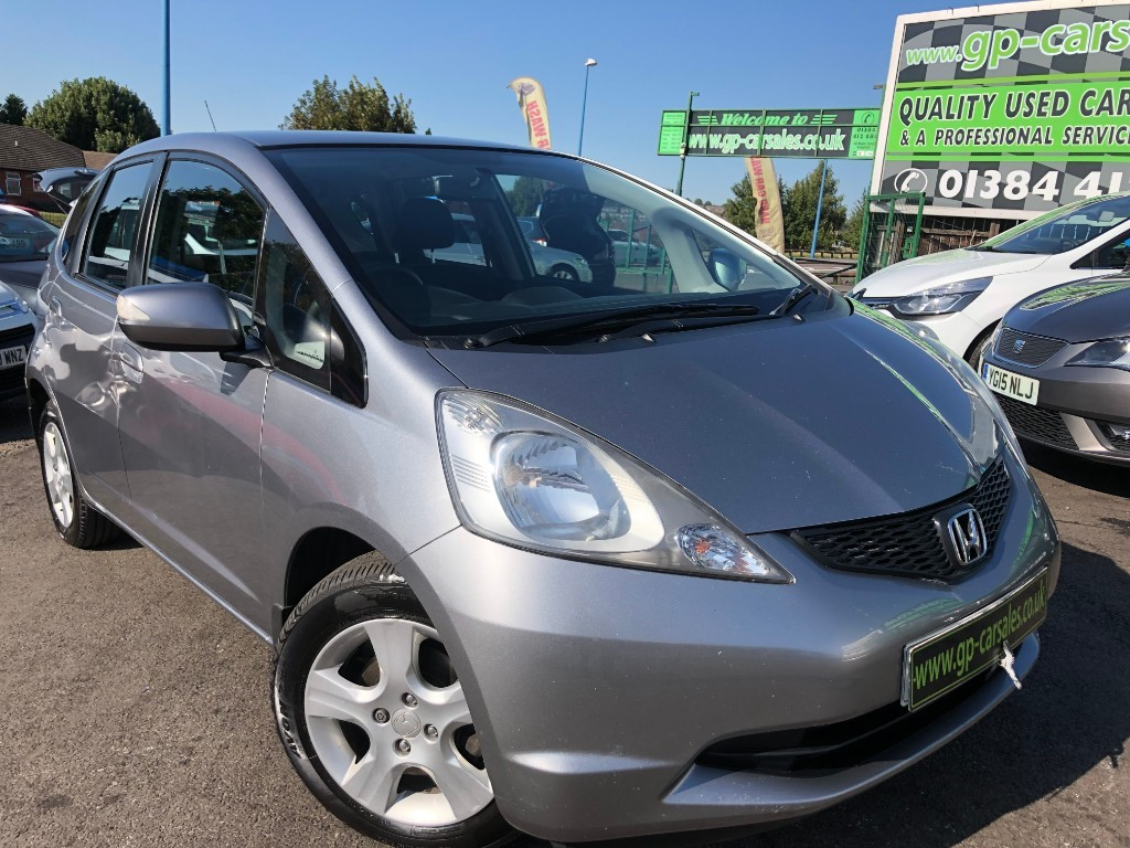 used Honda Jazz I-VTEC ES in west-midlands