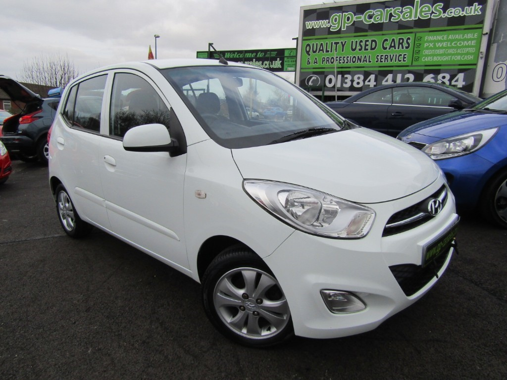 used Hyundai i10 ACTIVE in west-midlands