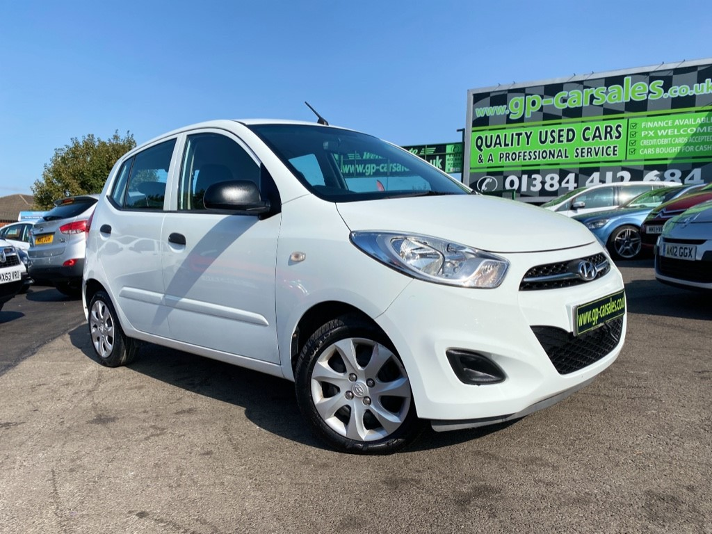 used Hyundai i10 CLASSIC in west-midlands
