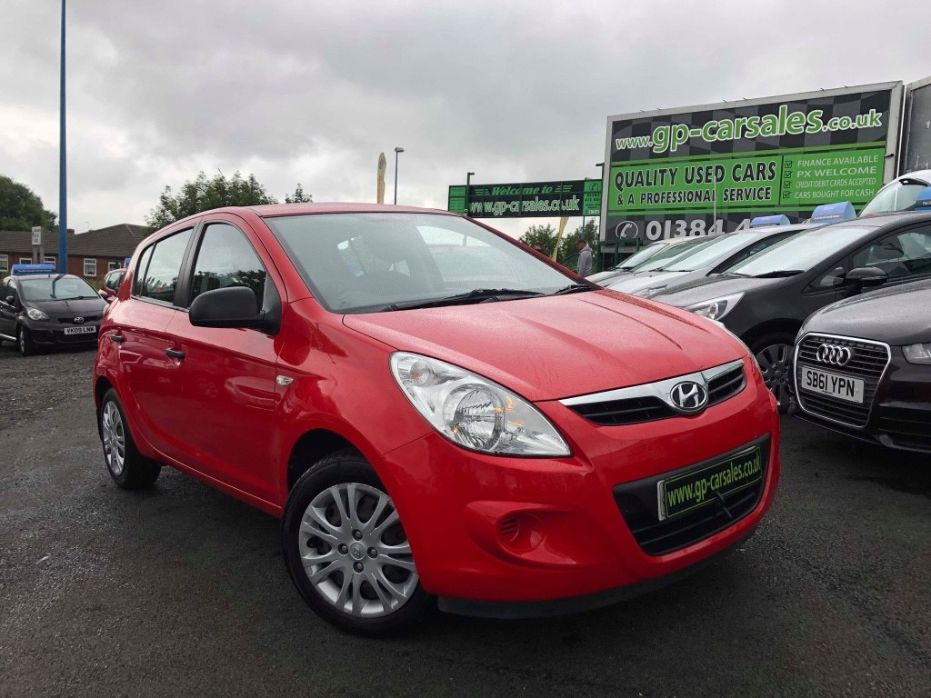 used Hyundai i20 CLASSIC in west-midlands
