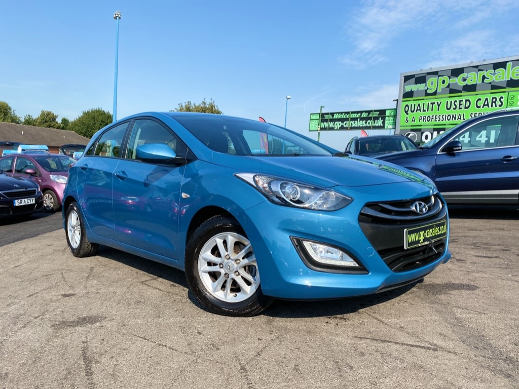used Hyundai i30 ACTIVE in west-midlands