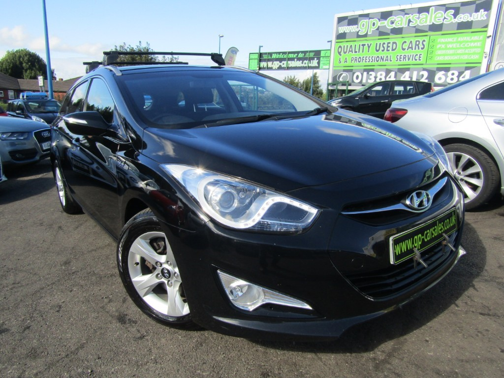 used Hyundai i40 CRDI ACTIVE BLUE DRIVE in west-midlands