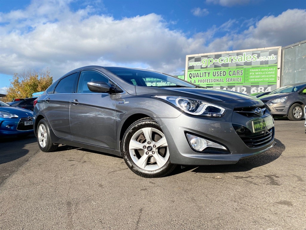 used Hyundai i40 Active in west-midlands