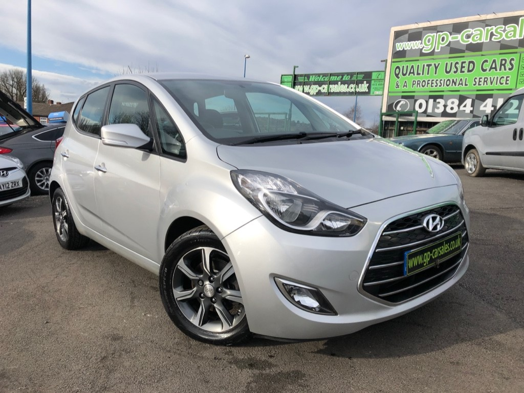 used Hyundai ix20 SE in west-midlands