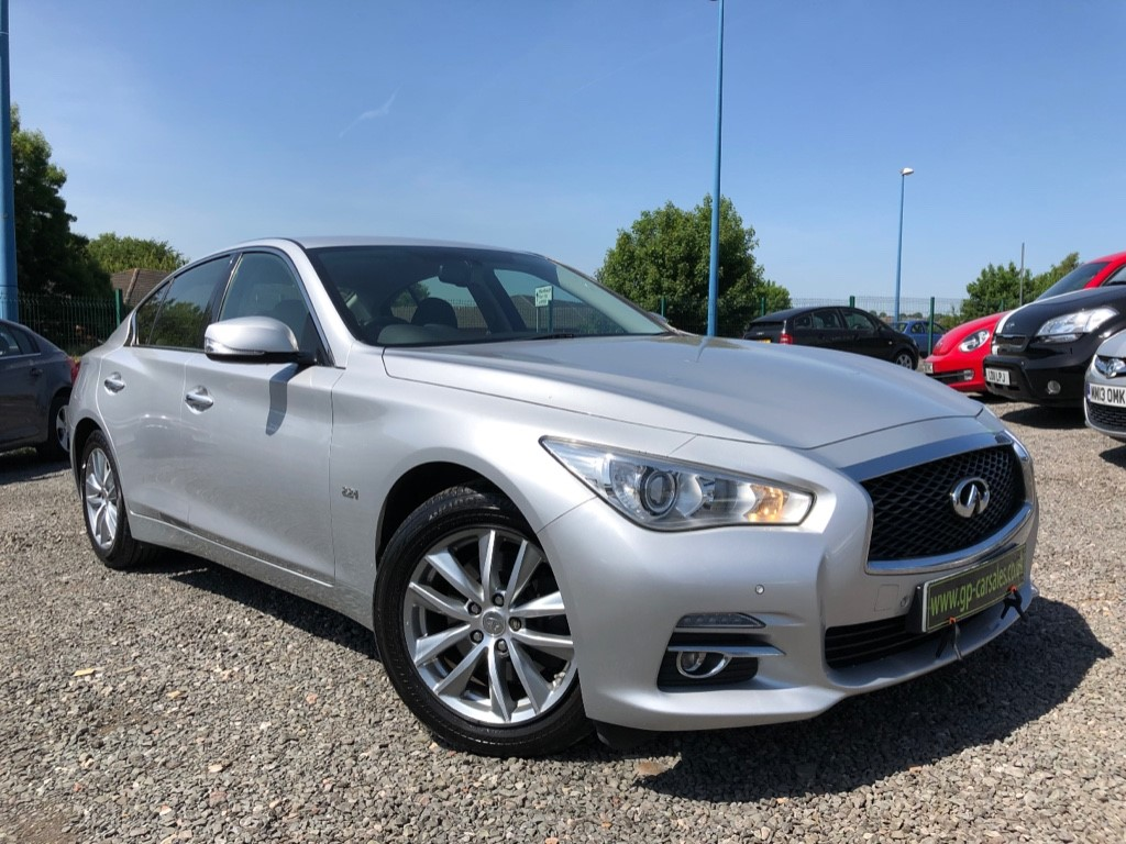 used Infiniti Q50 PREMIUM EXECUTIVE D in west-midlands