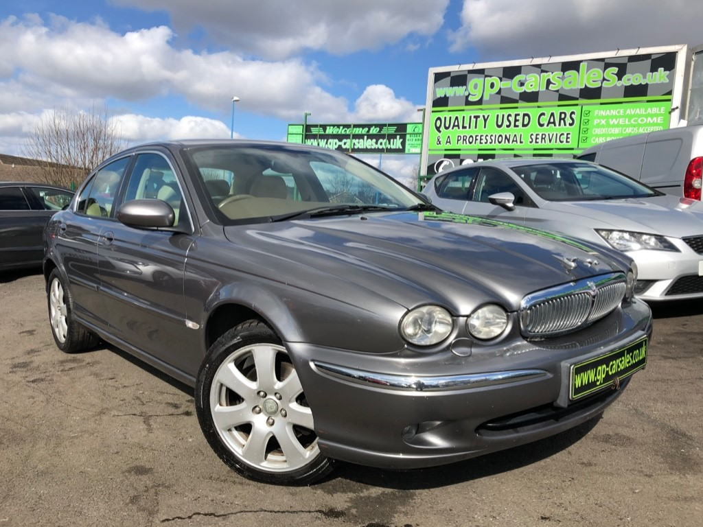 used Jaguar X-Type SOVEREIGN in west-midlands