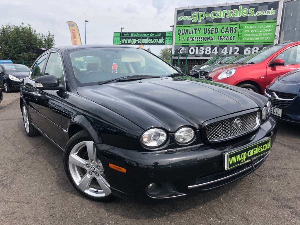 used Jaguar X-Type SE in west-midlands