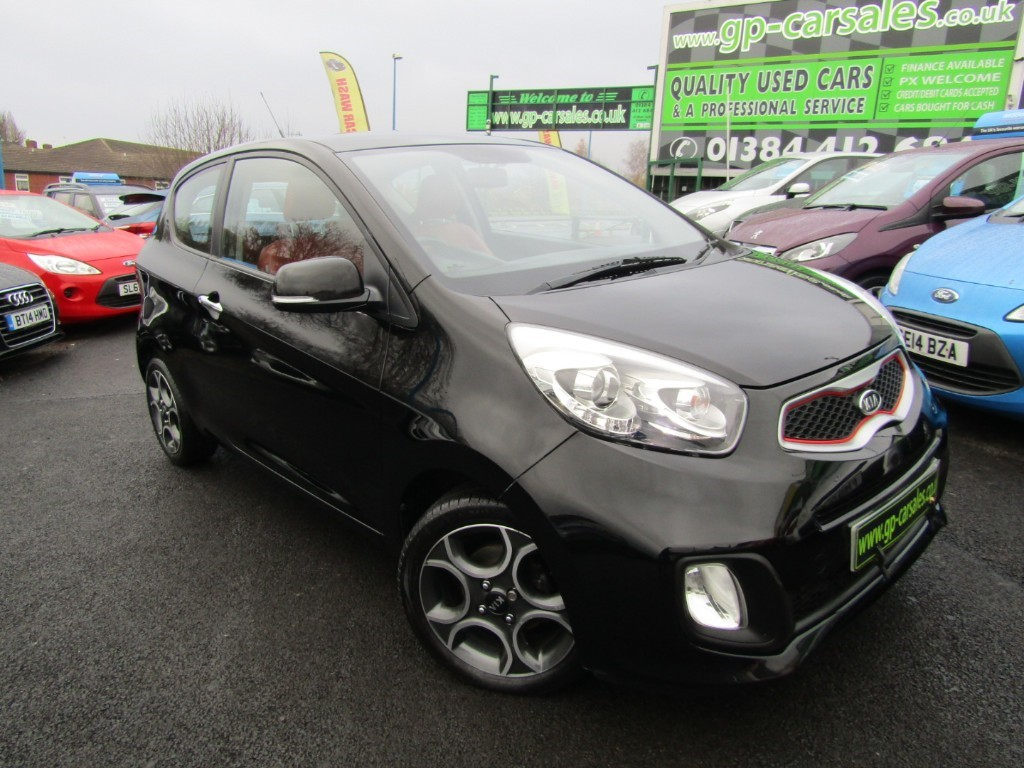 used Kia Picanto EQUINOX in west-midlands