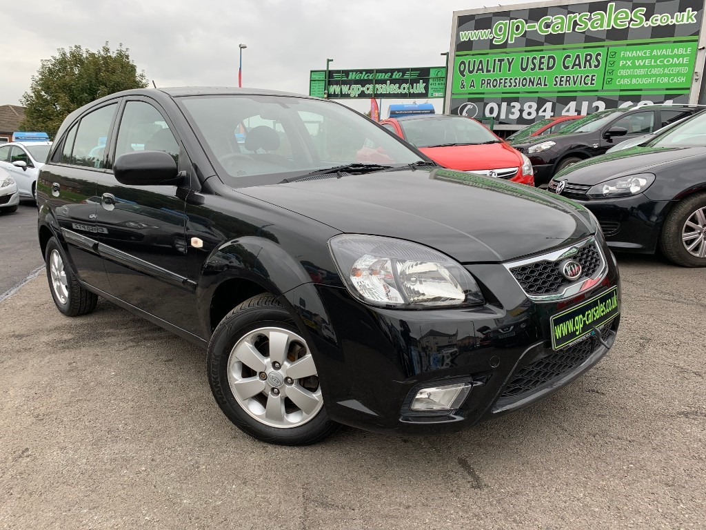 used Kia Rio DOMINO in west-midlands