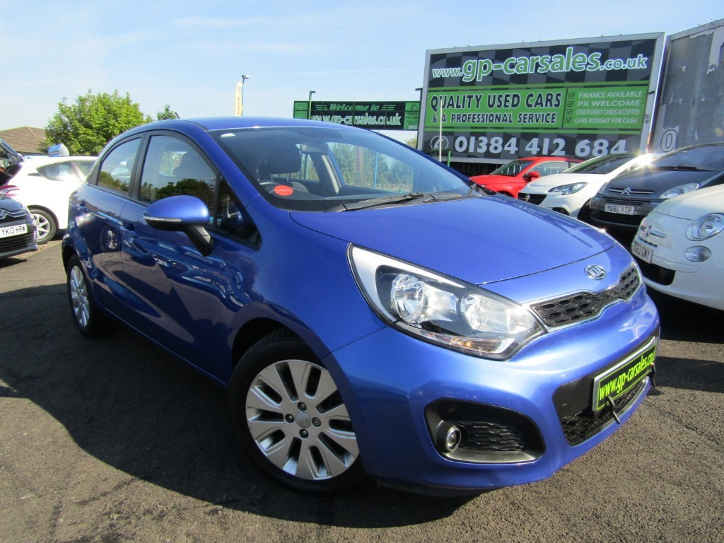 used Kia Rio 2 in west-midlands