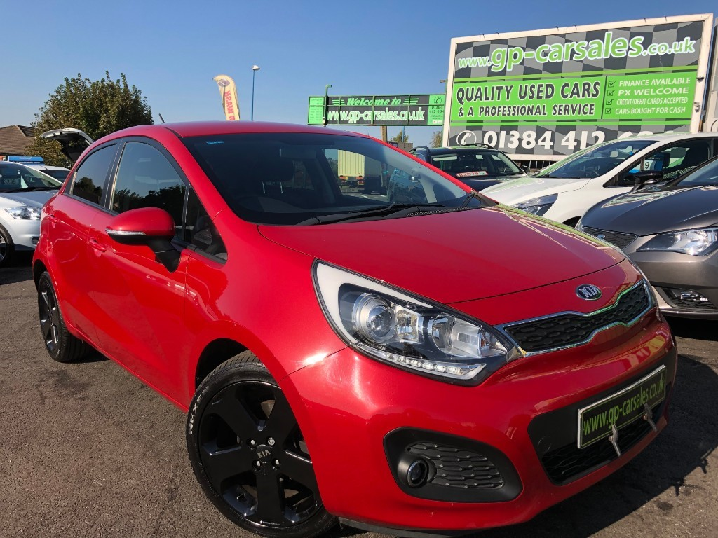 used Kia Rio CRDI 3 ECODYNAMICS in west-midlands