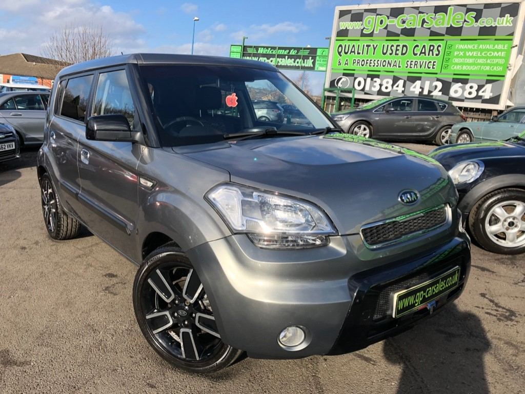 used Kia Soul TEMPEST in west-midlands