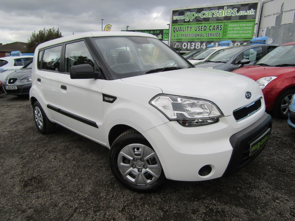 used Kia Soul 1 in west-midlands