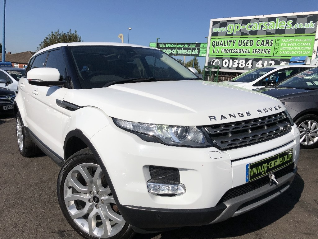 used Land Rover Range Rover Evoque SD4 PURE TECH in west-midlands
