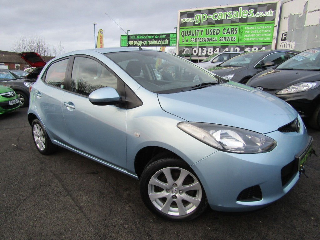 used Mazda Mazda2 TS2 in west-midlands