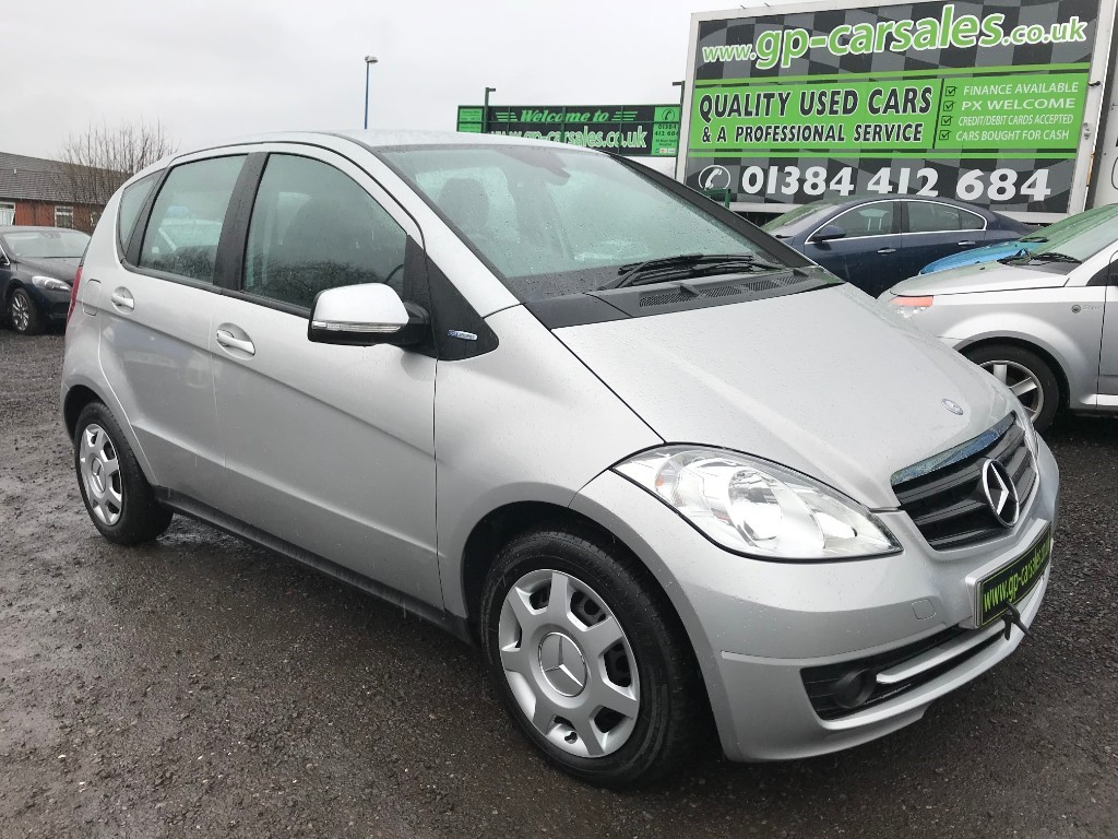 used Mercedes A160 BLUEEFFICIENCY CLASSIC SE in west-midlands