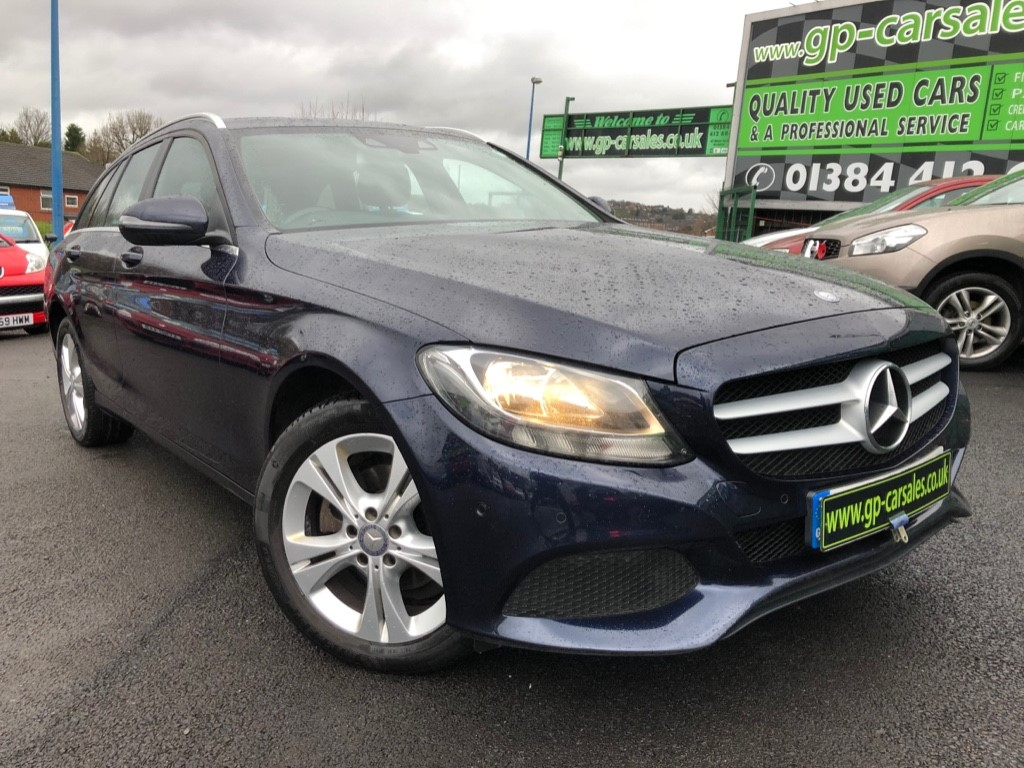 used Mercedes C200 D SE EXECUTIVE in west-midlands