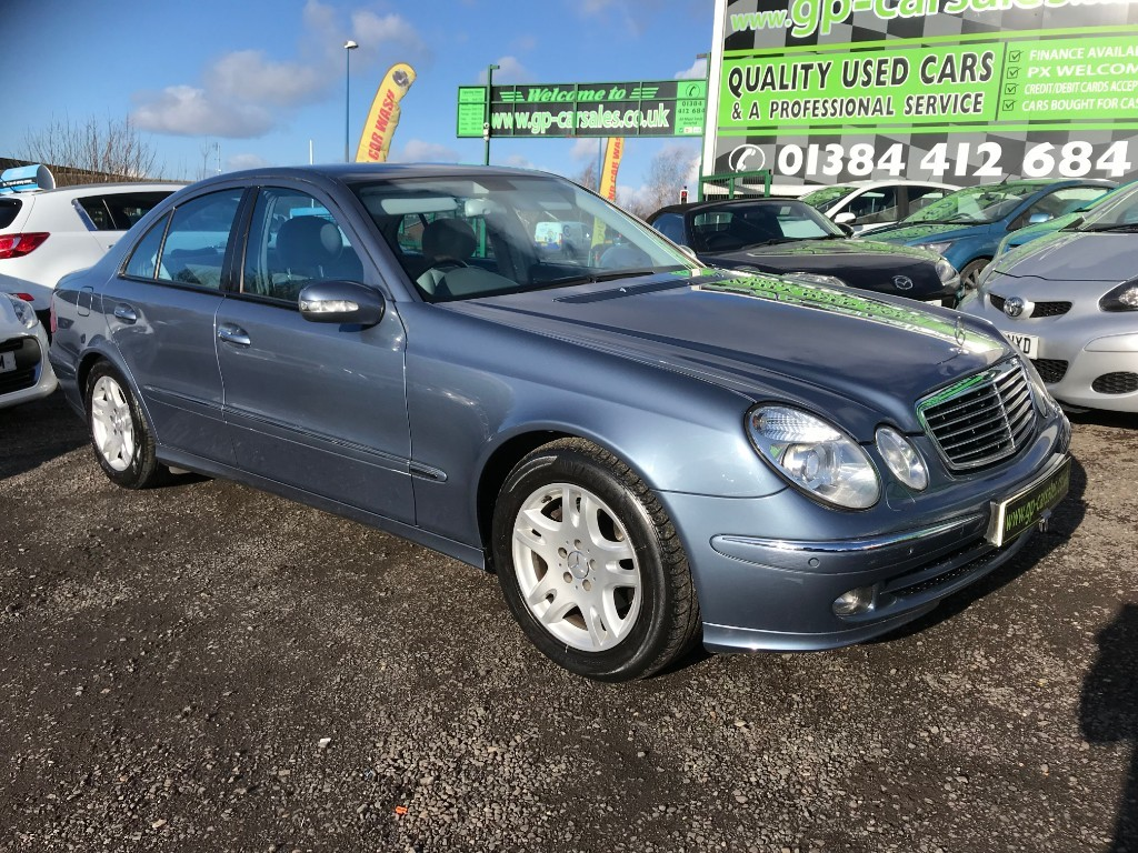 used Mercedes E320 CDI AVANTGARDE in west-midlands