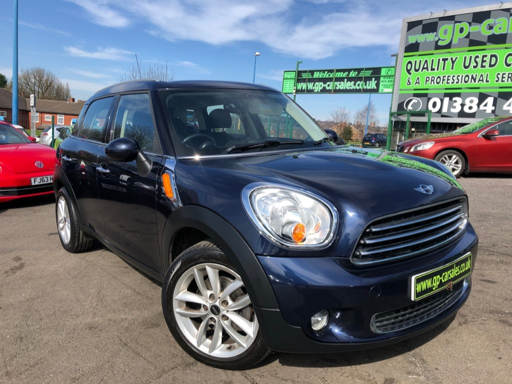 used MINI Countryman COOPER D in west-midlands
