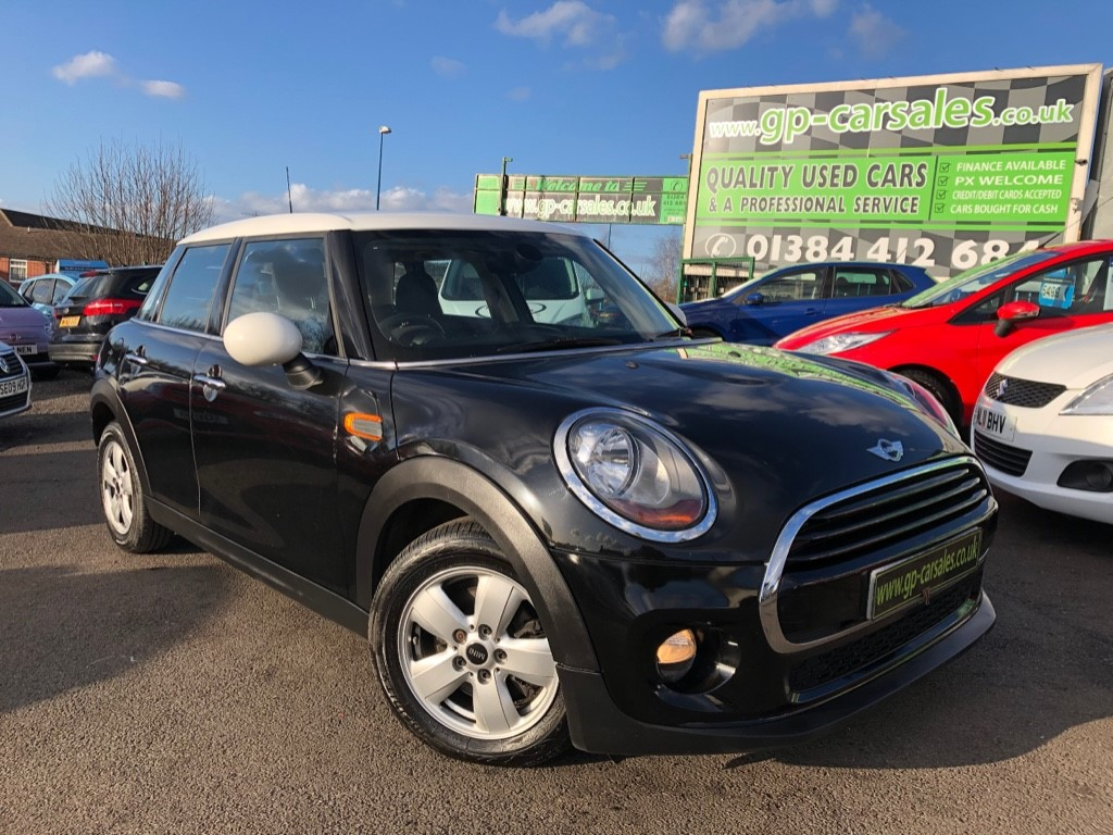 used MINI Hatch COOPER D in west-midlands
