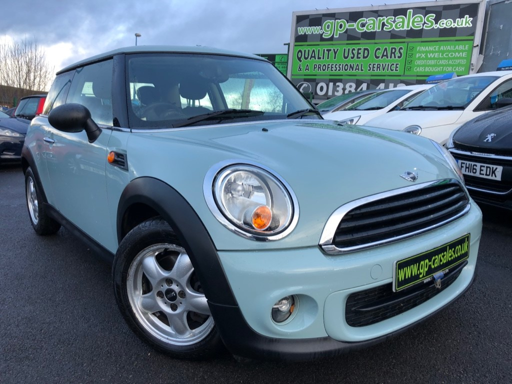 used MINI One ONE D in west-midlands