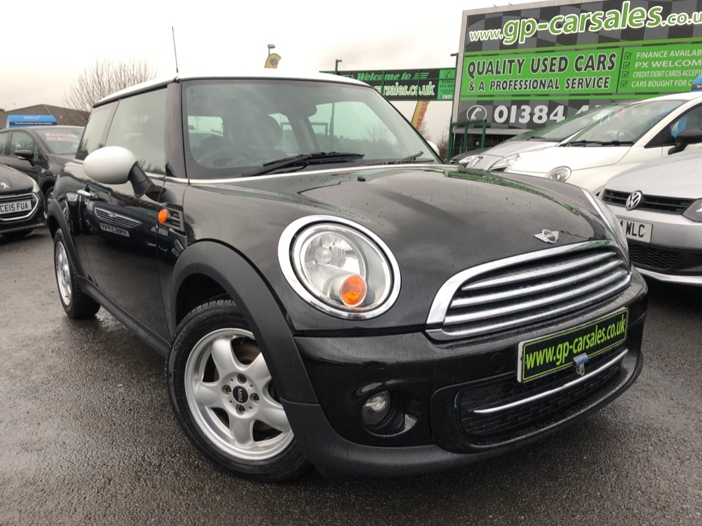used MINI Cooper COOPER D in west-midlands