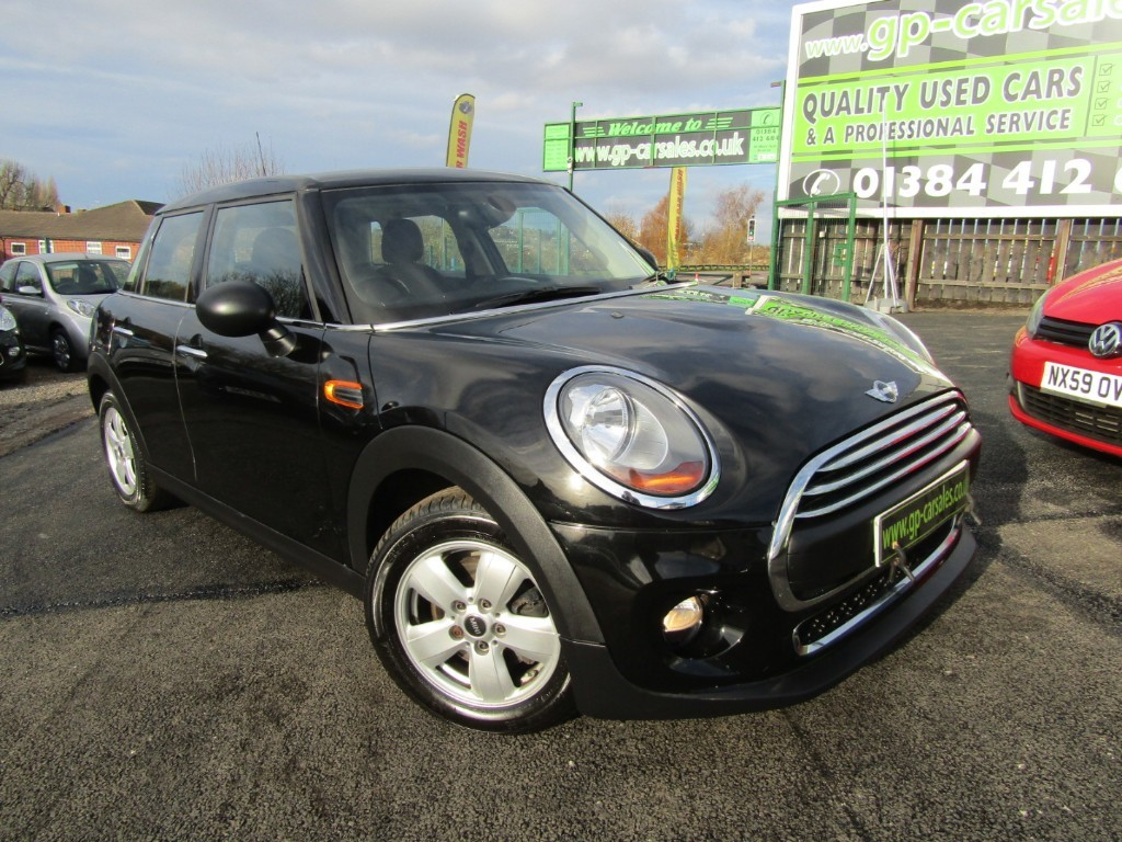 used MINI One ONE in west-midlands