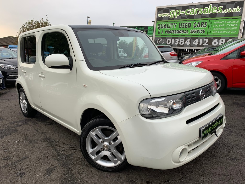 used Nissan Cube KAIZEN in west-midlands